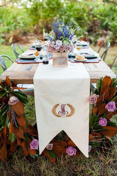 Lisa Stoner Events – Orlando LGBTQ Wedding Planner – Luxury Same Sex Weddings – Ritz Carlton Orlando - custom table runner- farm to table.jpg